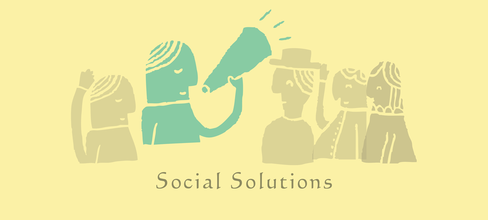 Bluewire Media Social Solutions banner artwork by Nate Harris